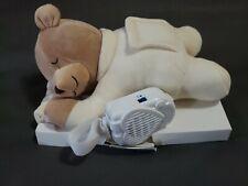 Prince Lionheart The Original Slumber Bear Womb Sound Heartbeat Plush