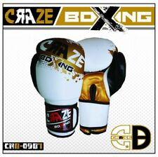 Sparring Grappling Boxing Gloves Mma Fighting Punch bag Mitt Ultimate Pu Leather