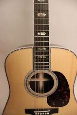 Martin guitare D-45 M.COUVERTURE Adirondack personnalisé modèle spécial: