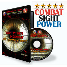 RUSSIAN MARTIAL ARTS DVD by RUSSIAN SYSTEMA SPETSNAZ - SIGHT POWER IN COMBAT