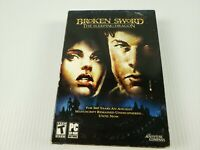 Broken Sword: The Sleeping Dragon (2003 - PC CDROM) Complete In Box