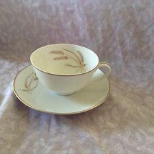 Noritake Ivory China Harveston cup and saucer