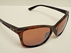 Authentic Oakley OO9232-04 Drop In Black Tortoise VR28 Black Iridm Sunglasses