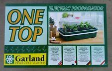 Garland One Top Electric Plant & Seed Propagator Greenhouse 10W