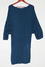 Robe pull bleue Taille M Très bon état