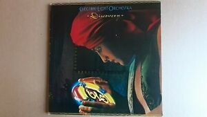 "ELECTRIC LIGHT ORCHESTRA     ""DISCOVERY""     VINYL LP RECORDS"