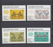 TIMBRE STAMP 4  BLOC COREE Y&T#154A-D SPORT OLYMPIQUE NEUF**/MNH-MINT 1968 ~R17