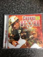 Chukki Starr - Cant Stop It - CD New Sealed