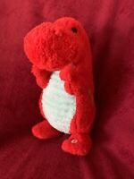 Hallmark Plush Love-A-Saurus Red T- Rex Sings & Dances Valentines Day