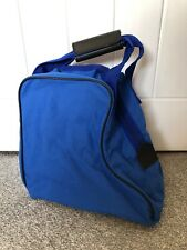 Walking Boot/ Jodphur Boot Bag Blue *NEW*