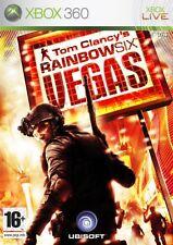 Tom Clancy's Rainbow Six Vegas XBOX 360 utilisé Clancys