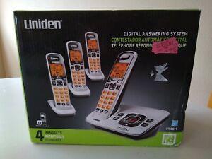 **Uniden D1680-4T Open Box New, See DESCRIPTION, Fast Shipping**