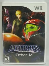 Metroid: Other M (Nintendo Wii, 2010) NEW, SEALED