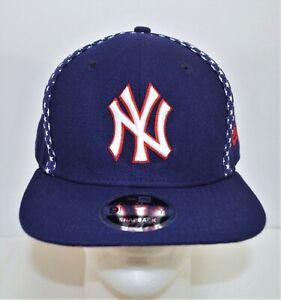 New Era MLB New York Yankees 4th July Liberty USA Flag 9Fifty Snapback Hat Cap