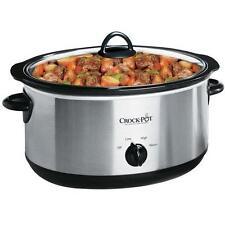Crock-Pot SCV700-SS 7 Quart Slow Cooker