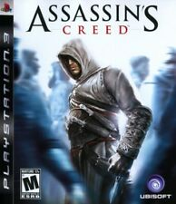 PS3 - ASSASSINS CREED BUNDLE - CREED 1 & 2 & BROTHERHOOD SPECIAL EDITION - GAMES