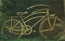 *(O)  Niagara Falls, Ontario - Ripley's Museum - Match Stick Bicycle