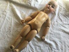 poupées anciennes cor jumeaux  tète voire photos
