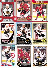2007-08 OPC MARQUEE ROOKIES # 517 JONATHAN TOEWS CHICAGO LOT (11) a