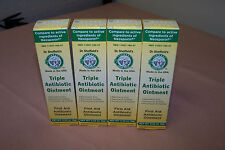 DR. SHEFFIELD'S TRIPLE ANTIBIOTIC OINTMENT *COMPARE TO NAME BRAND* 4-PACKS