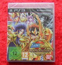 Saint Seiya: Brave Soldiers, PS3, PlayStation 3 Spiel, Neu, deutsche Version