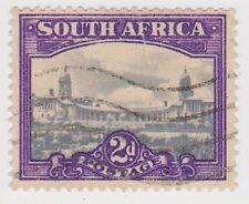 (RSA97)1926 SouthAfrica 2d blue &violet union build(E)