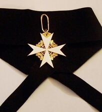 German Knight Saint John Order Medieval Crusades Holy Land Merit Medal Teutonic