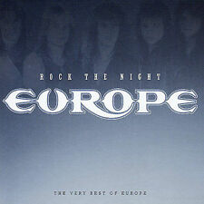 Rock the Night: Very Best of Europe by Europe (CD, May-2004, Sony/Columbia)