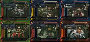 ^2001 VIP REAR VIEW MIRROR #RV3 Kevin Harvick BV$10! SCARCE!