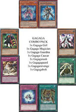 Yugioh Gagaga Girl ABYR-ENSE1 Combo Pack Magician Guardna Caesar Upgrade Kit
