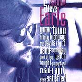 STEVE EARLE Essential Steve Earle BRAND NEW CD