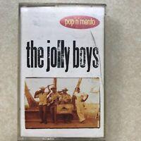 The Jolly Boys Pop n Mento Cassette Tape Reggae Music Tapes!