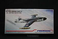 XS144 PREMIERE 1/72 maquette avion P3001 DH Sea Venom FAW 21 890 NAS Yeovilton