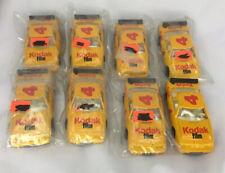 Kodak Film Diecast NASCAR Race Cars, New In Sealed Packs, Lot Of 8