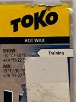 Toko NF Hotbox Ski Wax, Blue , 120gm