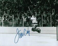 GFA 1980 Miracle on Ice Goalie * JIM CRAIG * Signed 8x10 Photo COA