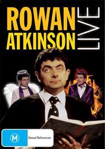 Rowan Atkinson DVD Live 1994 Stand Up Comedy Mr Bean Rare - ALL REGION