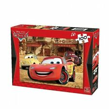 Disney Cars - 100 pièces la foudre McQueen & oncle topolino Jigsaw Puzzle