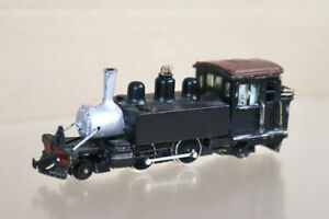 KIT BUILT GRAHAM FARISH HOe HOn30 GAUGE 2-4-2 LOGGING LOCOMOTIVE nz