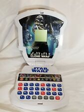 Star Wars Clone Wars Learning Laptop/Computer/Game  Oregon Scientific