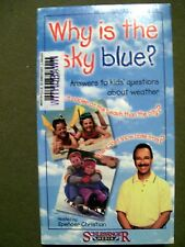 Why is the Sky Blue? (1998, VHS)