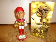 St Louis Cardinals Yadier Molina Gold Platinum Gloves Bobblehead SGA 2015 Yadi