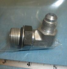 """Special LYCOMING Fitting 90 degree Elbow 3/8 Tube with 3/4"""" Straight Thread"""