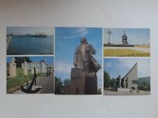 postcards The city of Arkhangelsk Russia USSR