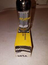 1 Sylvania 6Hs5 / 6Hv5A Nos Nib Audio Amp Ham Tested