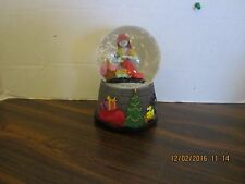 Disney NIGHTMARE BEFORE CHRISTMAS Sally Musical Water Snow Globe New