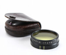 VOIGTLANDER 43MM SLIP ON YELLOW MOMENT FILTER/202421