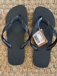 Havaianas Men's Flip Flop Black