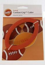 WILTON COMFORT GRIP COOKIE CUTTER FOOTBALL DISCONTINUED RETIRED 2310-645 NIP