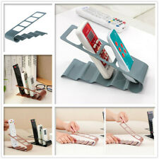 TV Remote Control Holder Desktop Organizer Shelf Game Remote Controller Caddy AU